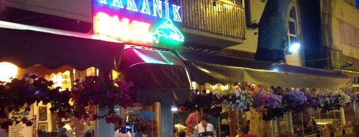 Takanik Balık is one of Istanbul.