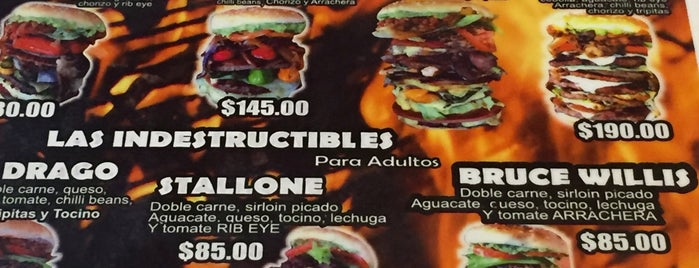 El Cabús Burger is one of ShihuahuAN.