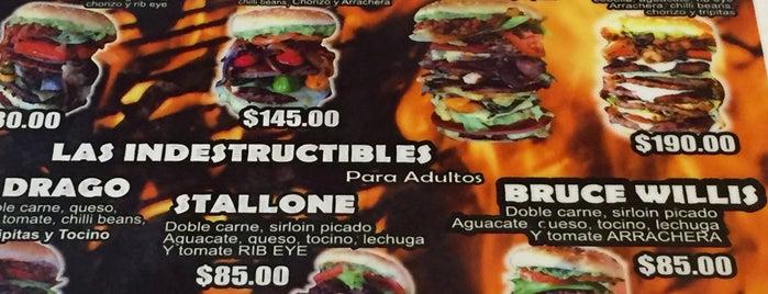 El Cabús Burger is one of Tempat yang Disimpan Gonzi.
