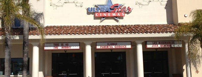 UltraStar River Village Cinemas is one of Posti che sono piaciuti a Jason.