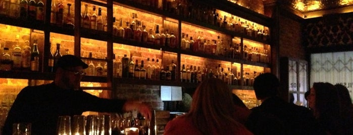 Bourbon & Branch is one of SF for Daniel.