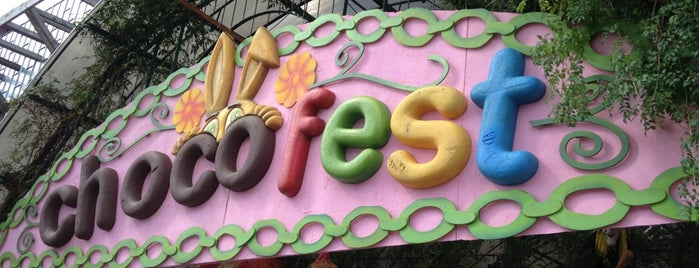 Chocofest is one of Minha lista.