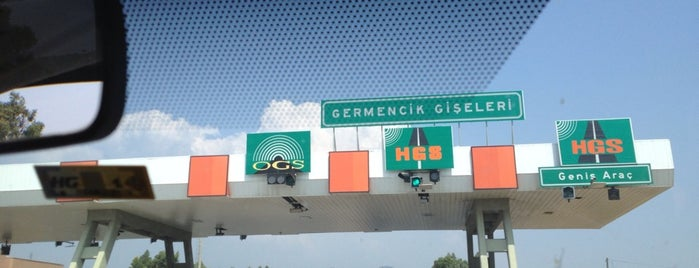 Germencik Gişeleri is one of สถานที่ที่ SUAT YALÇIN ถูกใจ.