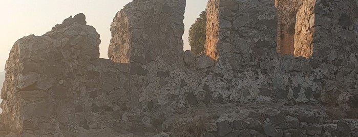 Alanya Kalesi İçkale is one of Antalyada gezmelik, görmelik, yüzmelik.