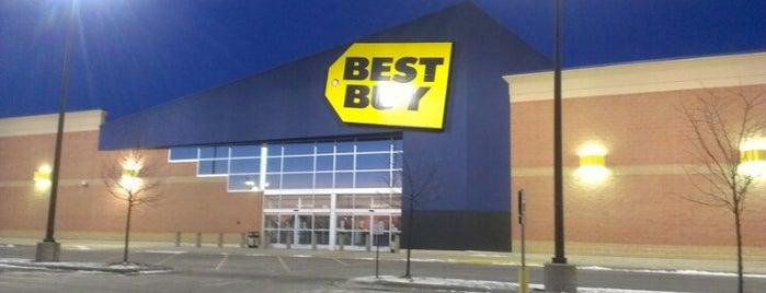 Best Buy is one of Hot Spots.