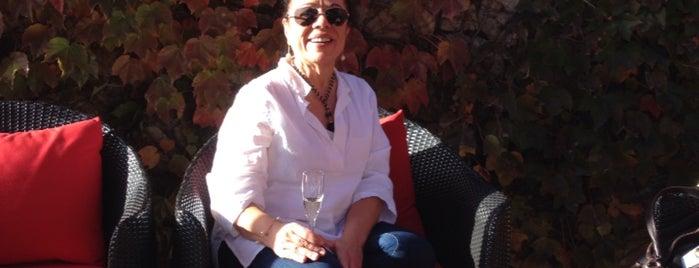 Mumm Napa is one of Lieux qui ont plu à Patti.