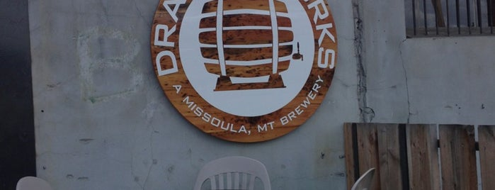 Draught Works is one of Montana breweries.