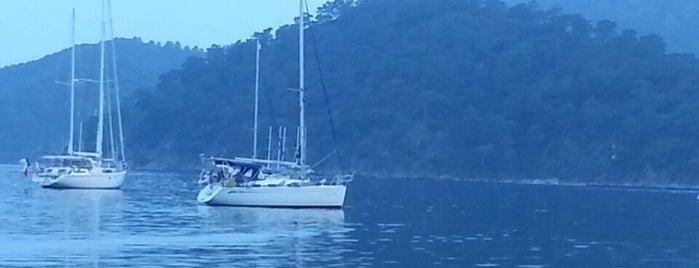 Göcek Yacht Club is one of Orte, die Yunus gefallen.