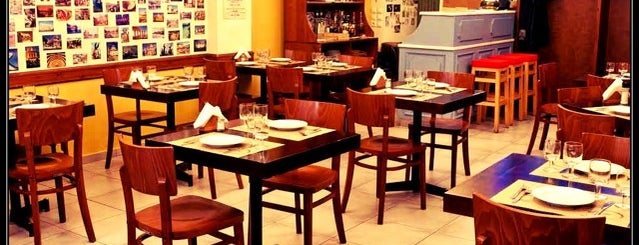 Il Postino is one of athens favourite.