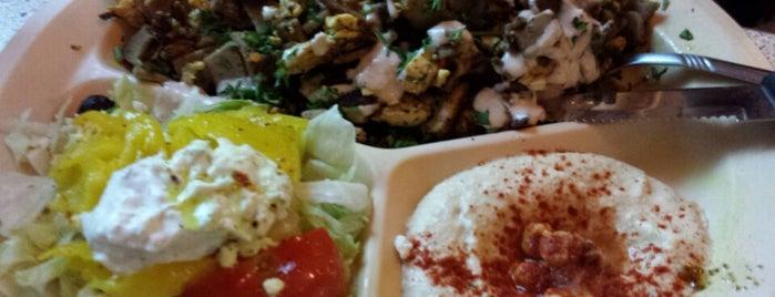 Heart of Jerusalem Cafe is one of Sean Alden'in Beğendiği Mekanlar.