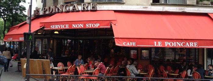 Le Poincaré is one of FR - Paris.