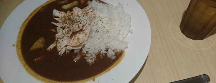 キッチンカナメ is one of TOKYO-TOYO-CURRY 3.