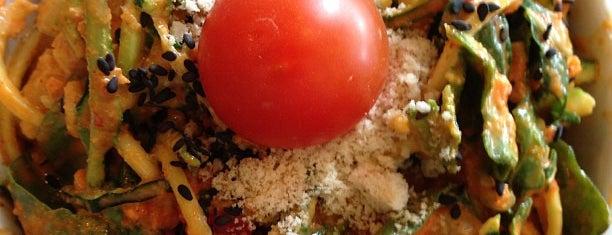 Be Raw is one of Gr8 Vegan Veggie Spots in DFW.