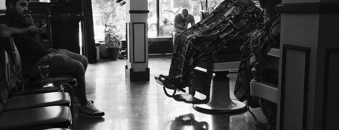 King's Landing Barber Shoppe is one of Lugares favoritos de Dan.