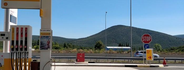 ΣΕΑ ΠΕΛΑΝΑΣ Shell is one of Orte, die Marco gefallen.