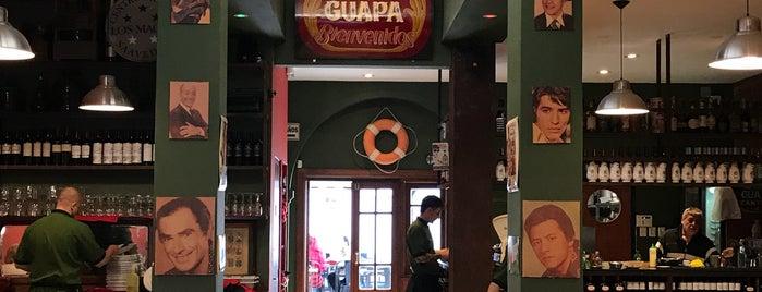 La Guapa Cantina is one of food.