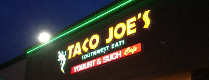 Taco Joe's Southwest Eats is one of Recently Opened.