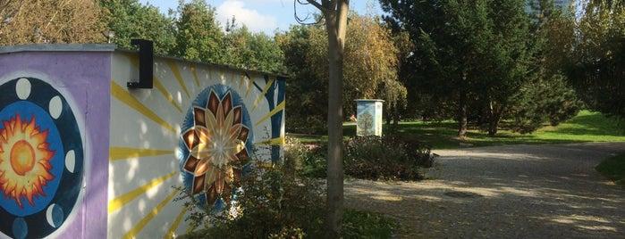 Sportpark Pankrác is one of Posti che sono piaciuti a Veronika.