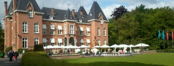 Kasteel Gravenhof Hotel is one of Posti che sono piaciuti a anthony.