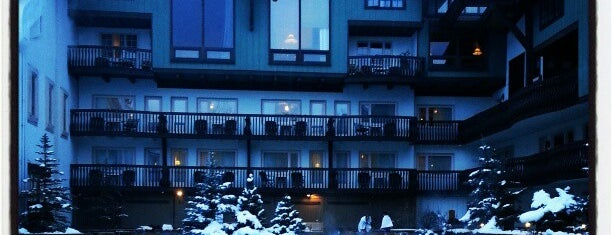 The Lodge at Vail is one of Migue 님이 좋아한 장소.