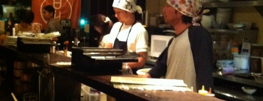 Hibino is one of eat out.
