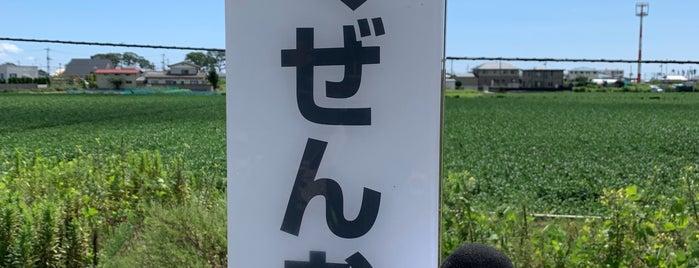 Rikuzen-Ono Station is one of JR 미나미토호쿠지방역 (JR 南東北地方の駅).