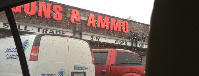 Guns and Ammo is one of West Tennessee Gun Stores and Ranges.