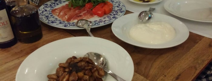 Ristorante Pietrasanta is one of Singapore Hipster Eats.