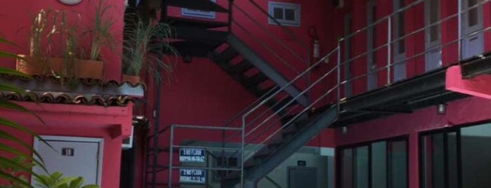 Bonita Pousada & Hostel is one of Posti che sono piaciuti a Linda.