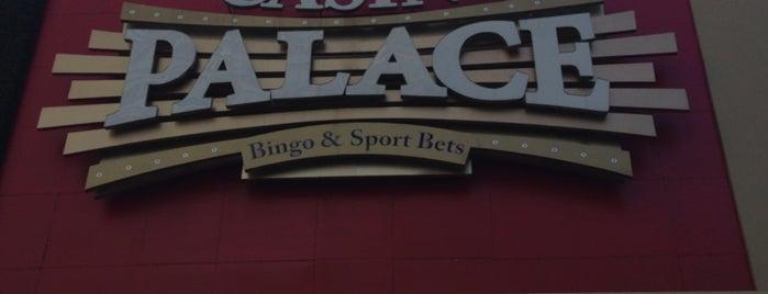 Casino Palace is one of สถานที่ที่ Pau ถูกใจ.