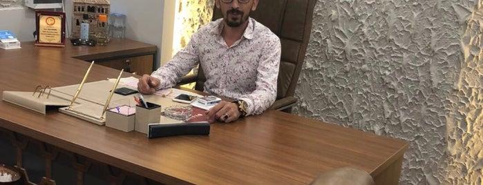 Yıldırım Göz Vakfı is one of Ali'nin Beğendiği Mekanlar.