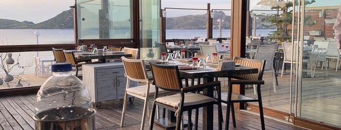 Göçtü Restaurant-Yalıkavak is one of Tilbe'nin Beğendiği Mekanlar.