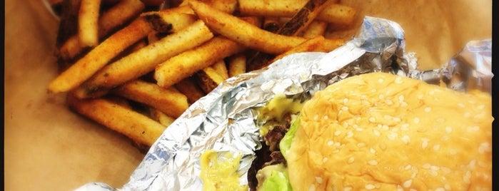 Five Guys is one of Places to Eat: Eugene-Springfield.