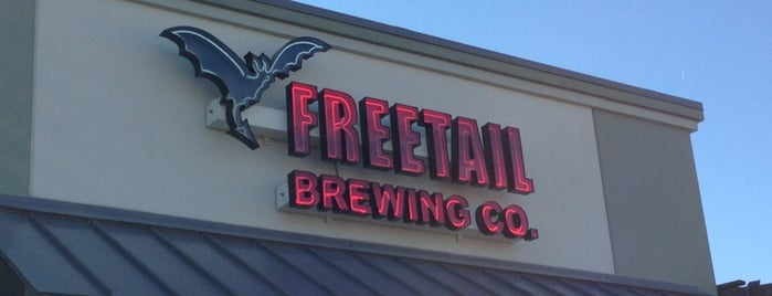 Freetail Brewing Company is one of Lieux qui ont plu à rq.