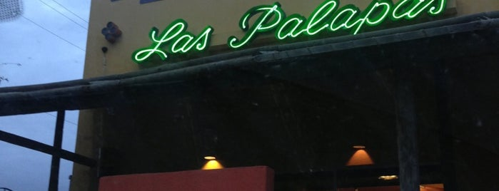 Las Palapas is one of San Antonio.