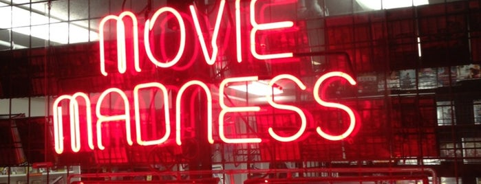 Movie Madness Video is one of portland 2015.