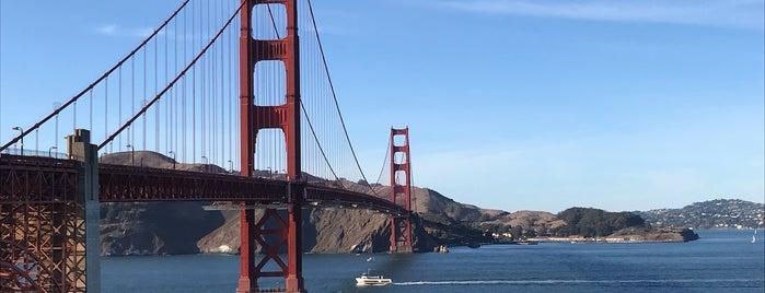 Golden Gate Bridge is one of Juliana : понравившиеся места.