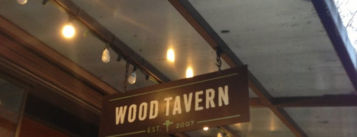 Wood Tavern is one of East Bay.