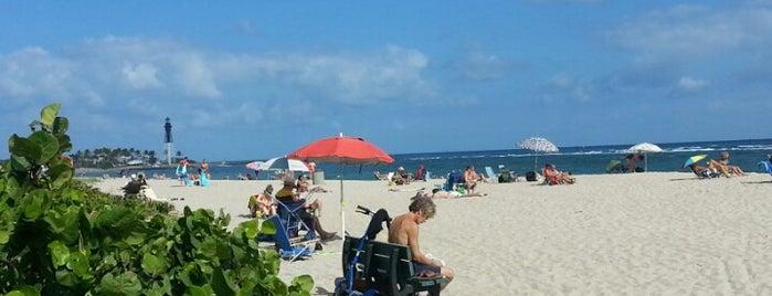 Pompano Beach North Ocean Park is one of Lieux qui ont plu à Tammy.