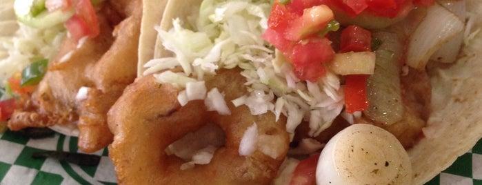 Taco Fish La Paz is one of GDL | Sí.