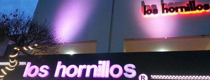 Los Hornillos is one of Lugares recomendados.