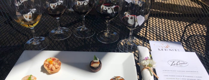Le Cuvier Wineries is one of Paso 2019.