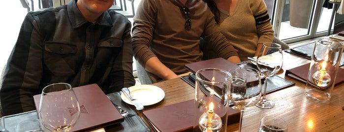 Charlie Palmer Steak is one of Tania : понравившиеся места.