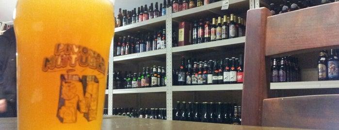Pivní rozmanitost is one of Пражские пивные - рекомендации от DailyBeer.eu.