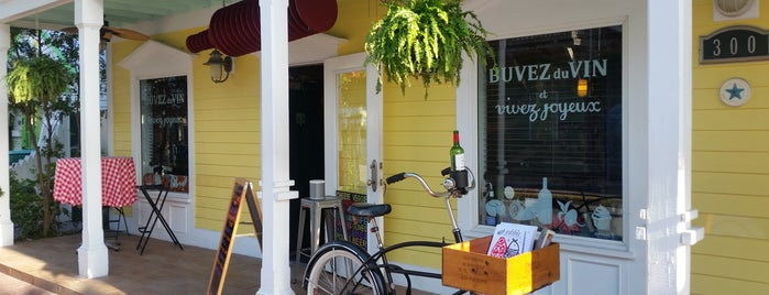 ViV Wine Bistro is one of eva's Liked Places.