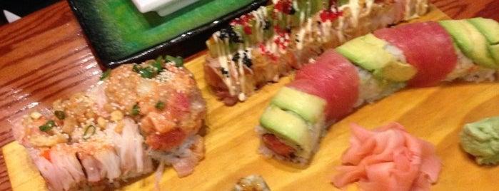 Sushi Coast is one of Lugares favoritos de Schmidt.