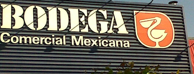 Bodega Comercial Mexicana is one of Orte, die Chio gefallen.