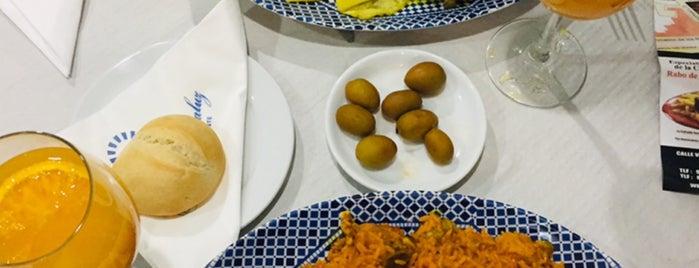 El Patio Andaluz is one of Arriba Arriba-Endülüs Gourmet Edition.