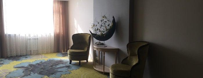 Парк-отель «Кулибин» is one of Катяさんのお気に入りスポット.