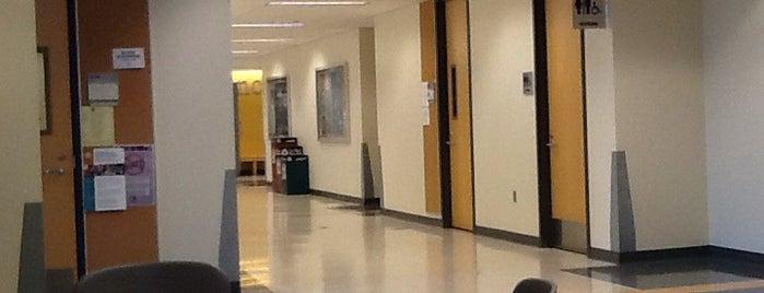 NHCC Science Building is one of Favorites.
